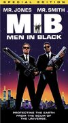 Men in Black VHS Special Edition