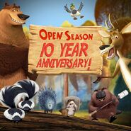 Open Season 10th Anniversary