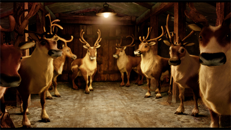 reindeers sony pictures animation wiki fandom powered