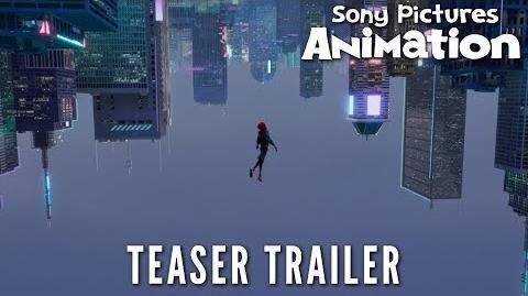 SPIDER-MAN INTO THE SPIDER-VERSE Official Teaser Trailer