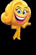 Smiler emoji movie