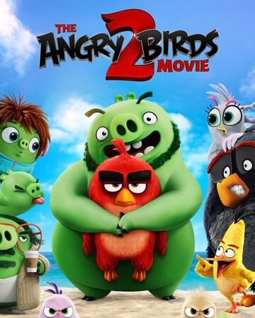 The Angry Birds Movie 2 Sony Pictures Animation Wiki Fandom