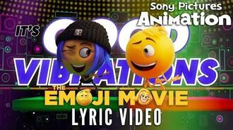 """Good Vibrations"" by Ricky Reed THE EMOJI MOVIE"