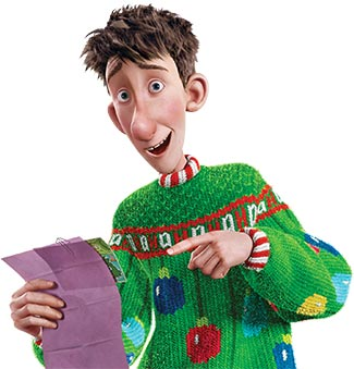 Arthur Christmas Characters.Arthur Claus Sony Pictures Animation Wiki Fandom Powered