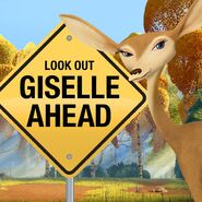 Open Season Look Out Giselle Ahead
