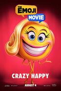 The Emoji Movie poster 1