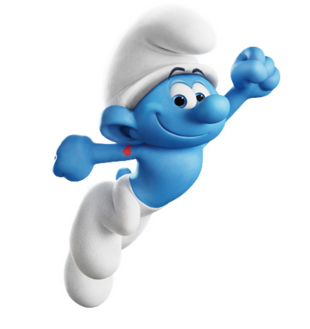 Hefty Smurf | Sony Pictures Animation Wiki | FANDOM ...
