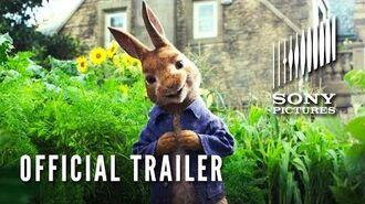 PETER RABBIT - Official Trailer (HD)