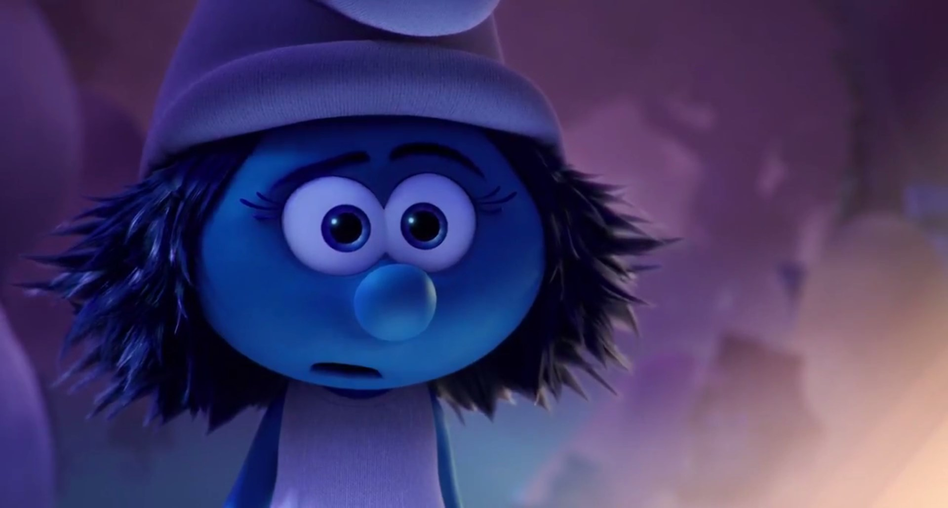 Image - Evil Smurfette Look To The Papa Smurf.jpg | Sony Pictures ...