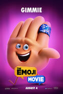 The Emoji Movie poster 3