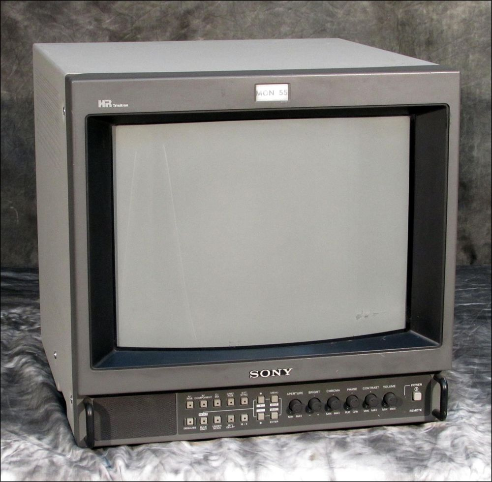 M Series | Sony PVM CRT Monitors Wikia | Fandom