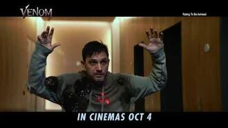 Venom - Deal - 30s - In Theatres 4 October 2018