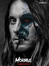 Morbius Comic-Con cover