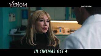 Venom - Evolution - 30s - In Theatres 4 October 2018