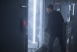 Eddie Brock breaking out Maria promotional still