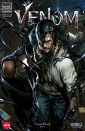 Venom comic book cover