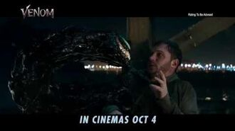 Venom - Deal - 15s - In Theatres 4 October 2018
