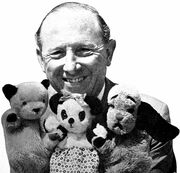HarryCorbett,Sooty,Sweep,andSoo