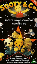 Sooty's Magic Solutions and New Friends