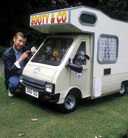 Sooty & Co - Campervan