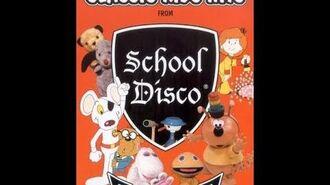 Classic Kids Hits From School Disco (2003 UK DVD)