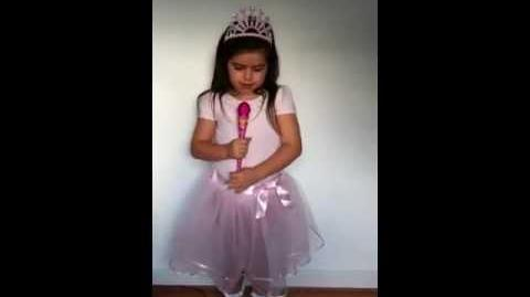 Keri Hilson - Turn My Swag On By Sophia Grace Brownlee