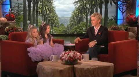 Sophia Grace & Rosie Go to the Grammys