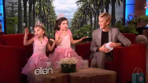 Web Exclusive Sophia Grace and Rosie Tear It Up!