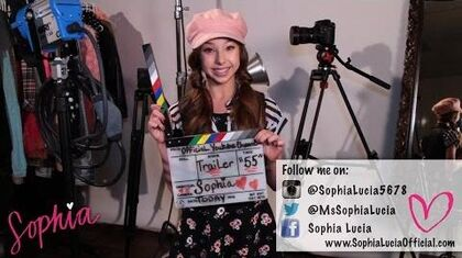 Sophia Lucia OFFICIAL YouTube Channel Trailer