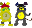 Putrid and Pouncer Popple