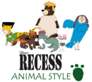 Recess: Animal Style