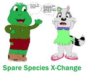 SpareSpeciesXChange