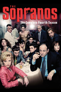 The Sopranos The Complete Fourth Season