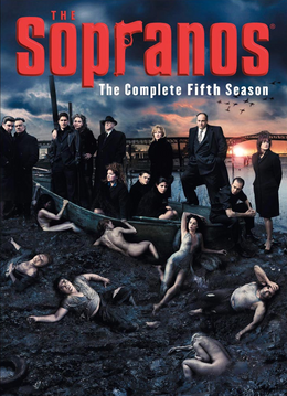 The Sopranos The Complete Fifth Season
