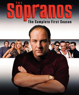 The Sopranos The Complete First Season