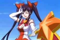 Mikako Satsukitane als Pretty die dritte