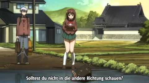 Sora no Otoshimono Folge 2 13 German Sub HD