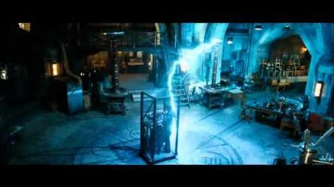 Tesla Coil Scene Sorcerer's Apprentice (Secrets - OneRepublic) tesla coils