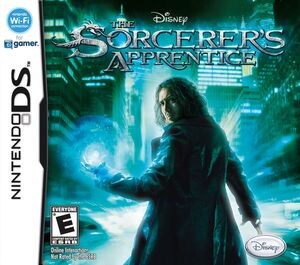 The Sorcerer Apprentice DS