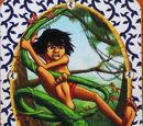 Mowgli's Swinging Vine
