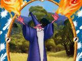 Merlin's Fireball