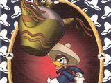 Caballero Donald's Piñata