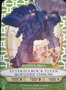 09 - Lythos's Rock Titan Boulder Throw