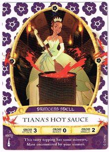 Tiana hotsauce