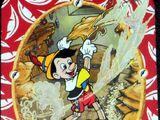 Pinocchio's Sawdust Blast