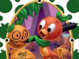 The Orange Bird's Juice-O-Lanterns