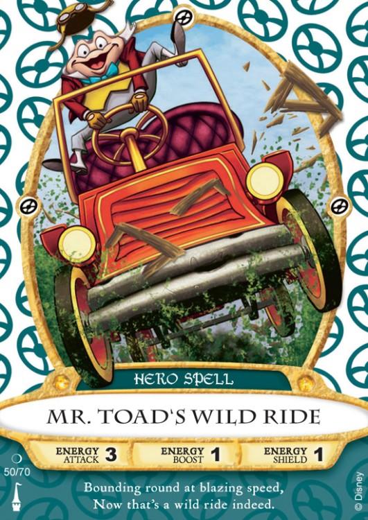 Mr Toad S Wild Ride Sorcerers Of The Magic Kingdom Wiki