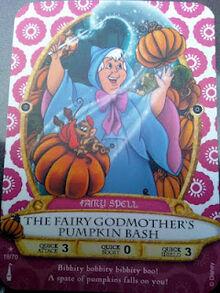 18 - The Fairy Godmother's Pumpkin Bash