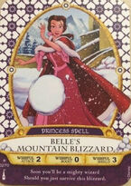 02 - Belle's Mountain Blizzard