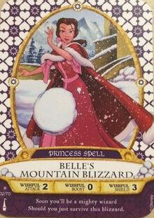02 - Belle's Mountain Blizzard